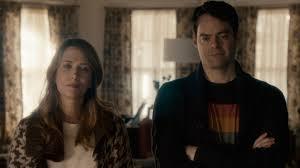 Kristen Wiig and Bill Hader