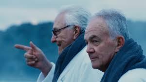 Earl Lynn Nelson and Paul Eenhoorn in 'Land Ho!'