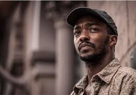Anthony Mackie in 'Shelter'