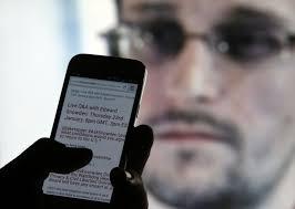 Edward Snowden from 'Citizenfour'