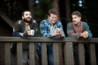 LOOKING episode 9 (season 2, episode 1): Frankie J. Alvarez, Jonathan Groff, Murray Bartlett. photo: Richard Foreman