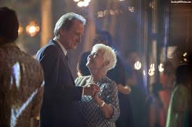 Bill Nighy and Judi Dench in 'The Second Best Exotic Marigold Hotel'