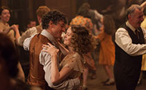 Barry Ward and Simone Kirby in 'Jimmy's Hall'