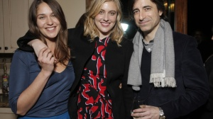 Lola Kirke, Greta Gerwig, and Noah Baumbach at Sundance in support of 'Mistress America'