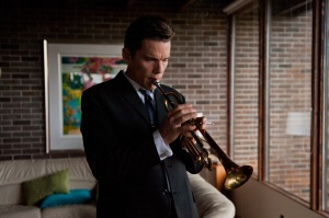 Ethan Hawke as Chet Baker in 'Born to Be Blue'