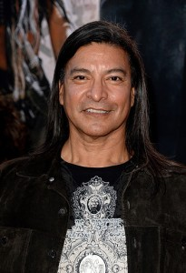 "ANAHEIM, CA - JUNE 22:  Actor Gil Birmingham at the premiere of Walt Disney Pictures' ""The Lone Ranger"" (Photo by Jason Merritt/Getty Images)"